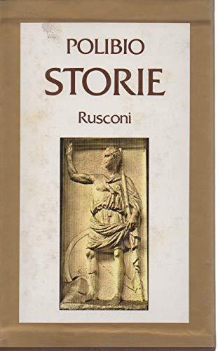 9788818160024: Storie. Libri I-XL (Classici di storia)