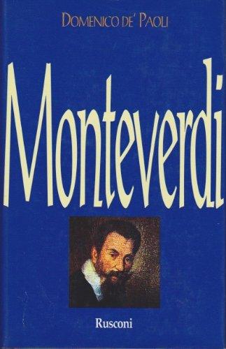 Monteverdi.: Domenico de' Paoli.