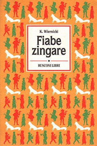 Fiabe zingare.: Wiernicki, K.: