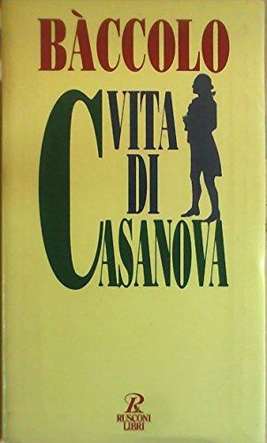 9788818700442: Vita di Casanova.