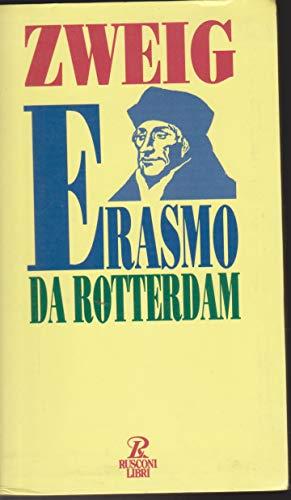 9788818700459: Erasmo da Rotterdam