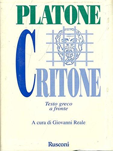 9788818701517: Critone