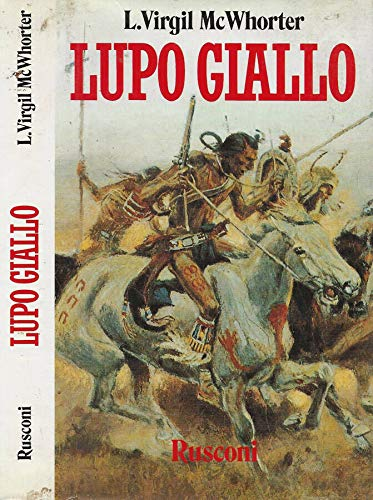 9788818890198: Lupo Giallo
