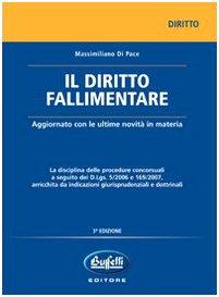 Il diritto fallimentare: Massimiliano Di Pace