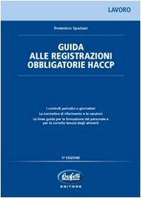 9788819121918: Guida alle registrazioni obbligatorie HACCP