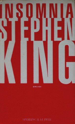 Insomnia (Narrativa): King, Stephen