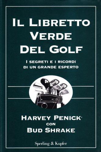 9788820023034: Il libretto verde del golf