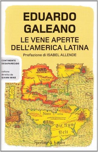 9788820024307: Le vene aperte dell'America Latina