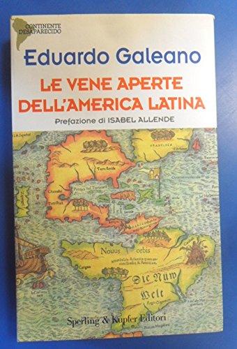 9788820029616: Le vene aperte dell'America Latina