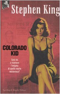 9788820039752: Colorado Kid (Narrativa)