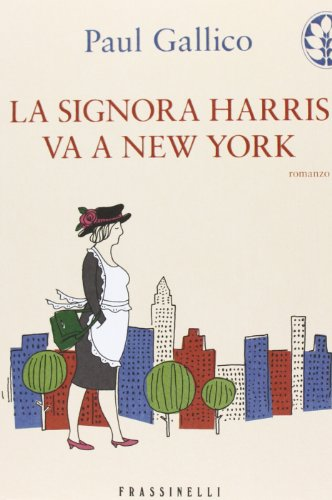 9788820054816: La signora Harris va a New York