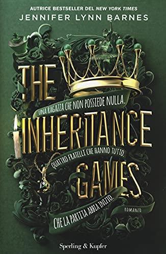 9788820071301: The Inheritance Games: Vol. 1