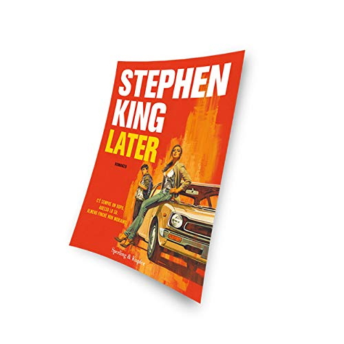 9788820071776: Poster Later Stephen King