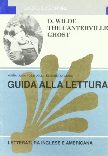 9788820102470: The canterville ghost (Letteratura inglese e americana)