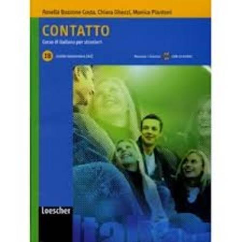 Contatto 1 B. Mit Audio CD: Rosella Bozzone Costa