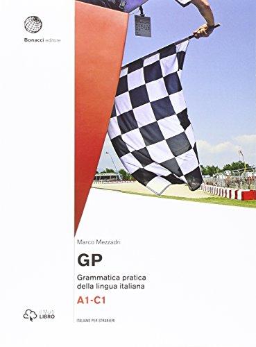 9788820125066: GP. Grammatica pratica della lingua italiana. Livello A1-C1