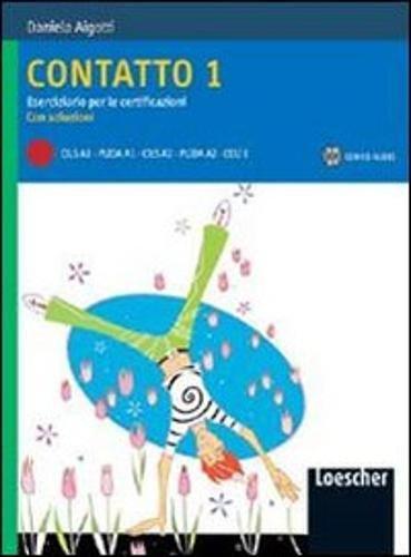 9788820126605: Contatto. Eserciziario per le certificazioni. Con soluzioni. Con CD Audio: 1