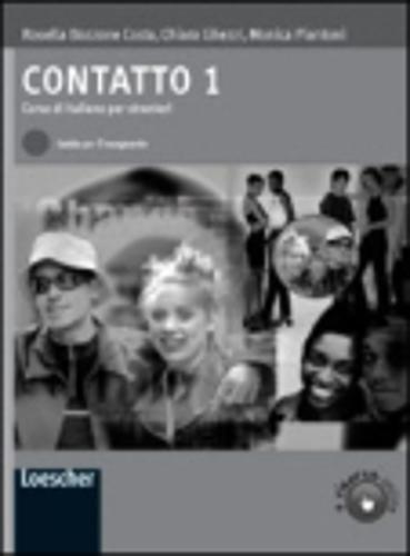 9788820126636: Contatto. Corso di italiano per stranieri. Guida per l'insegnante, Livello A1-A2