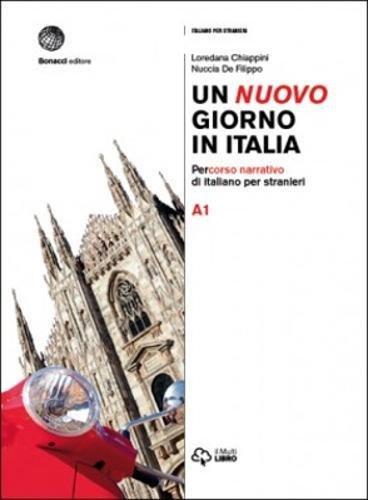 9788820127985: Un nuovo giorno in Italia: Volume A1