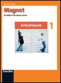 9788820133450: Magnet. Arbeitsbuch. Con espansione online. Per la Scuola media: 1