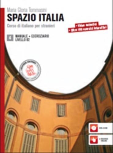9788820133511: Spazio Italia. Corso di italiano per stranieri. Manuale. Con eserciziario. Per le Scuole superiori. Con DVD-ROM: 4
