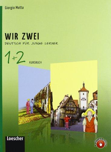 9788820134297: Wir zwei. Kursbuch. Vol. unico. Per la Scuola media. Con espansione online