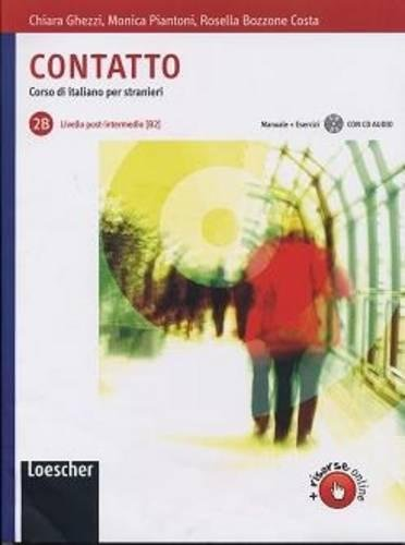 CONTATTO 2B (ESERCIZIARIO PER LE CERTIFICAZIONI +: BOZZONE COSTA: