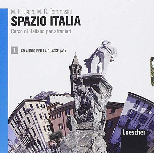 9788820170530: Spazio Italia: CD Audio per la classe 1 (A1)