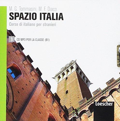 9788820170554: Spazio Italia. Corso di italiano per stranieri: 3