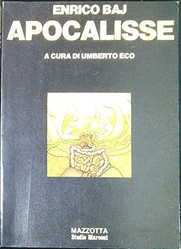 Apocalisse (Monografia) (Italian Edition): Baj, Enrico