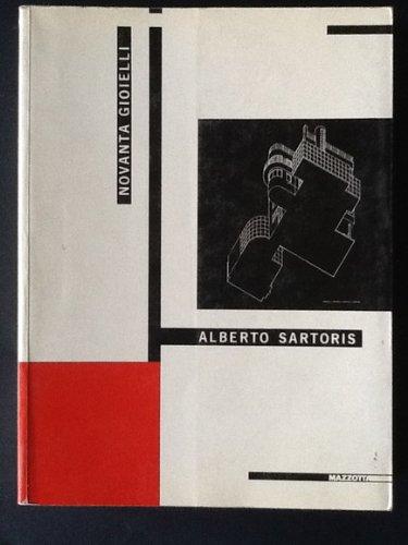 9788820210335: Alberto Sartoris: Novanta gioielli