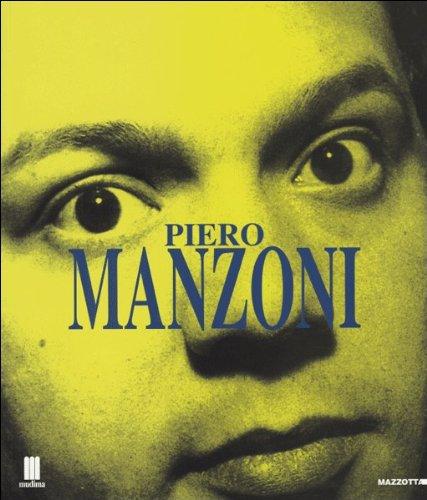 9788820212285: Piero Manzoni: Milano et mitologia (Italian Edition)