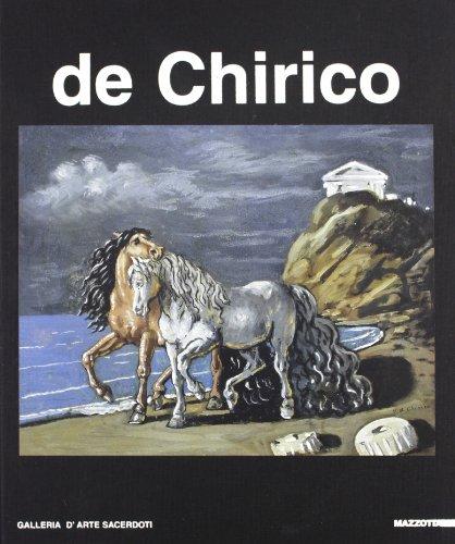 Giorgio de Chirico.: Catalogo della Mostra: