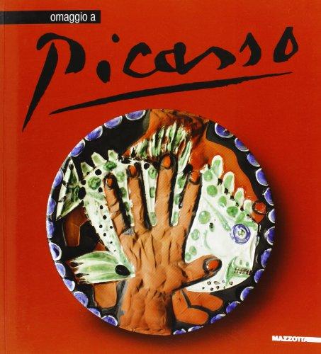 9788820218102: Omaggio a Picasso