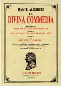 9788820302092: La Divina Commedia