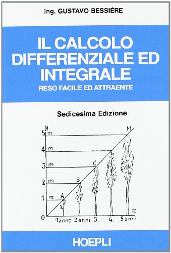 Il calcolo differenziale ed integrale reso facile: Gustavo Bessiere