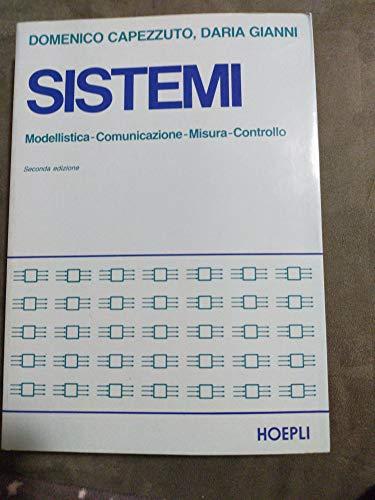 Sistemi: Capezzuto/Gianni