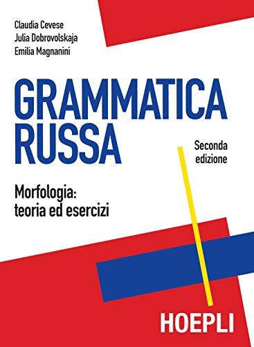 Grammatica russa: Claudia Cevese; Julia