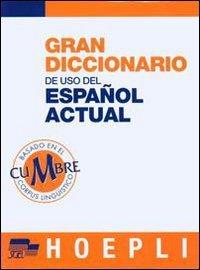 9788820330521: Gran diccionario de uso del espanol actual