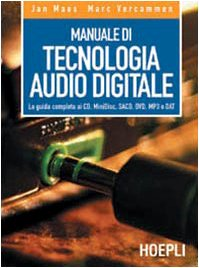 9788820331269: Manuale di tecnologia audio digitale