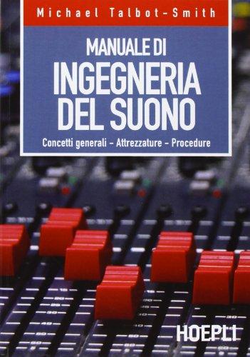 9788820331276: Manuale di ingegneria del suono