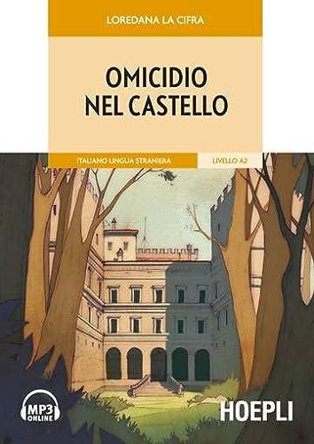 9788820337247: Omicidio nel castello. Con CD Audio