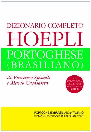 9788820337308: Dizionario completo italiano-portoghese (brasiliano) e portoghese (brasiliano)-italiano