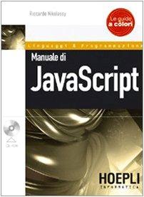 9788820338527: Manuale di JavaScript (Linguaggi & programmazione)