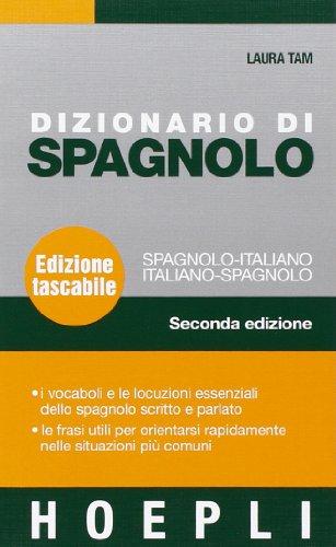 9788820340957: Dizionario di spagnolo. Spagnolo-italiano, italiano-spagnolo