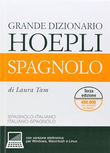 9788820341732: Grande dizionario di spagnolo. Con CD-ROM (Dizionari bilingue) (Italian Edition)