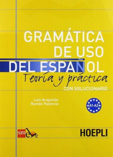 9788820342920: Gramatica de uso del español para extranjeros: 1 (Grammatiche)
