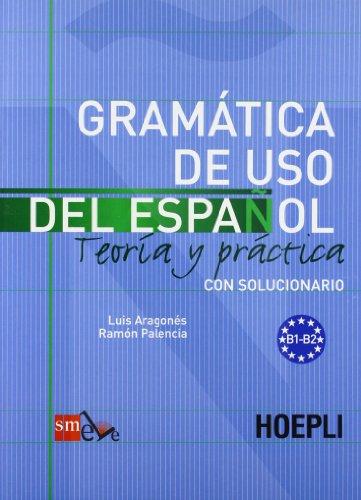 9788820342937: Gramatica de uso del espa�ol para extranjeros