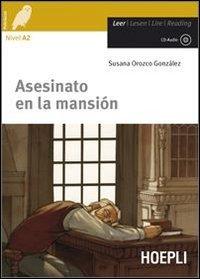 9788820343248: Asesinato en la mansion. Con CD Audio. Con espansione online [Lingua spagnola]