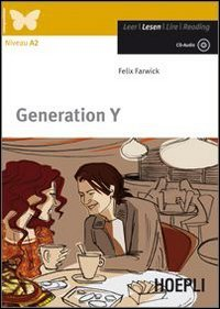 9788820343330: Generation Y. Con CD Audio (Letture in lingua)